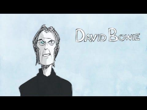 David Bowie On Stardust | Blank On Blank