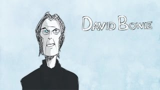 David Bowie on Stardust | Blank on Blank | PBS Digital Studios