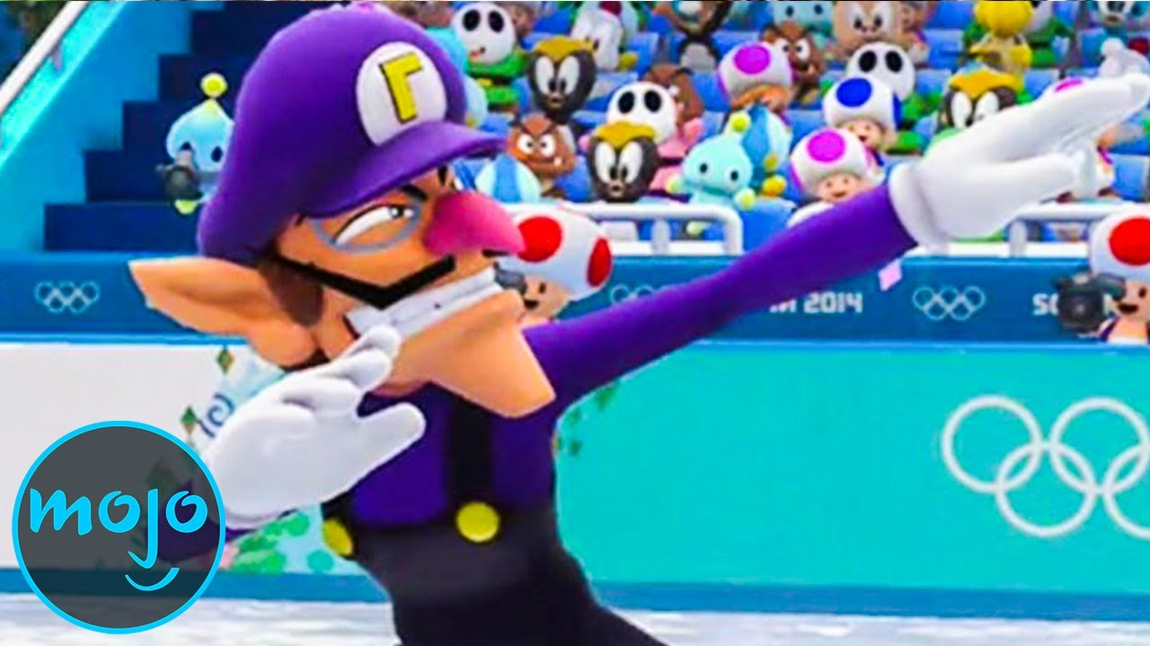 Top 10 Strangest Video Game Crossovers Ever