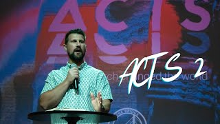 Acts 2 | The Day of Pentecost