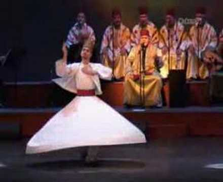 Sufi: Mevlana Rumi's Whirling Derwishes of Damascus in Amsterdam