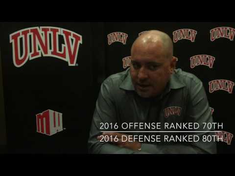 UNLV Football at Mountain West Conference Media Day