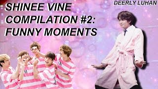 Video SHINee Vine Compilation #2 (Funny Moments) download MP3, 3GP, MP4, WEBM, AVI, FLV Juli 2018