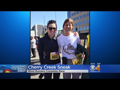 14 Blind Coloradans Participate In 2018 Cherry Creek Sneak Races