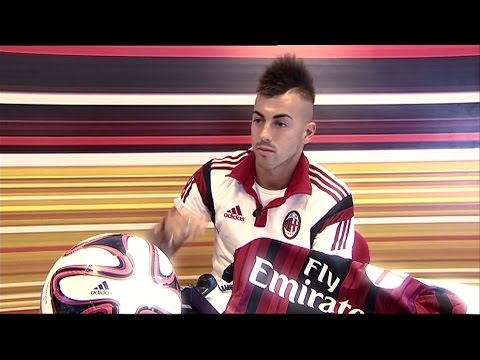 Goodbye Stephan El Shaarawy | AC Milan Official