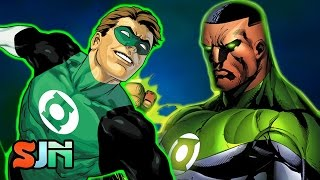 NEW Green Lantern Buddy Cop Movie - Lethal Weapon in Space!