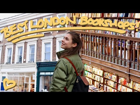 Best Bookshops In London 💗📖