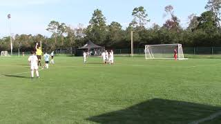 Gol Lipe AEF VS Costa Rica