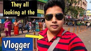 Why people looking at vlogger while vlogging ? Bishaal explorer | hindi vlog