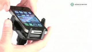 König & Meyer Smartphone Holder 4Sound