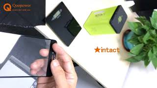 Tempered Glass Screen Protector Strength Test----Qoopower