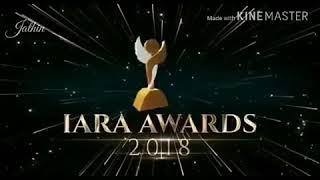 Best International Actor Award | Thalapathy #Vijay | #IARA Awards 2018