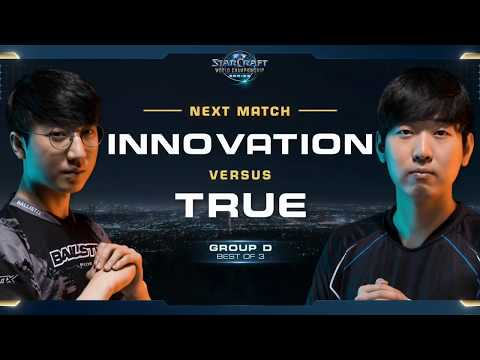 INnoVation vs TRUE TvZ - Group D - WCS Global Finals 2017 -