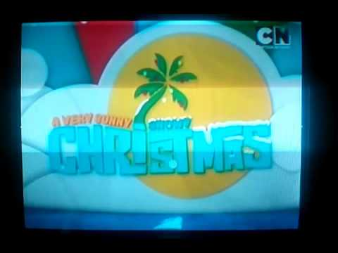 Ident #1 | A Very Sunny Snowy Christmas | Cartoon Network Philippines [Footage]