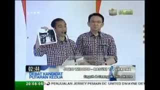 Debat Cagub DKI Putaran Kedua Foke vs Jokowi & Nara vs Ahok [JakTV]