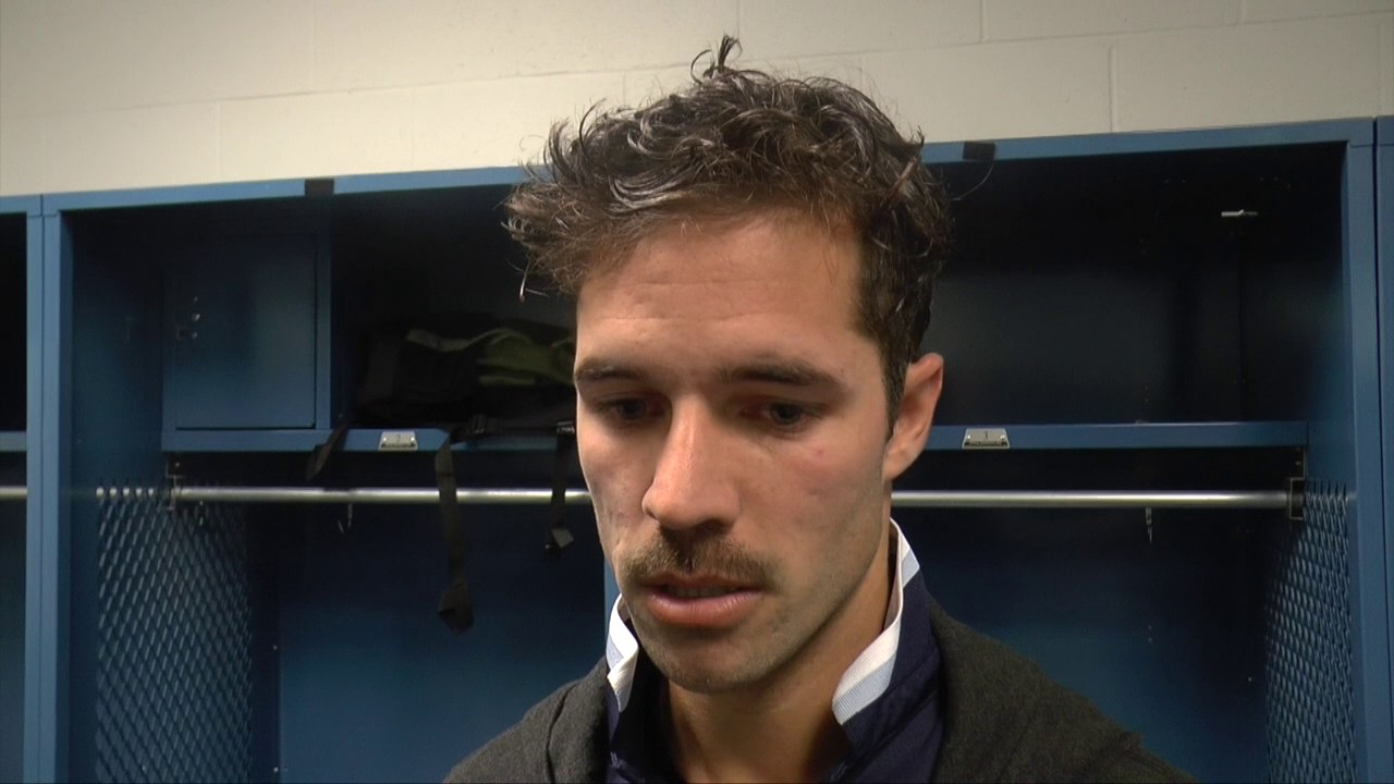 Benny Feilhaber Post Match Interview Oct 27 2016 Youtube