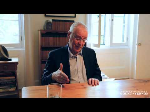 Ron Chernow on George Washington - Full Interview