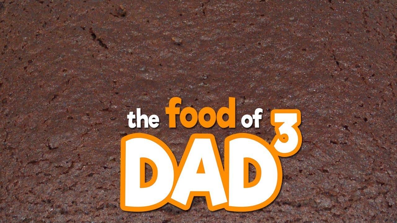 The Food of Dad³ – Ginger + Lemon + Cake = Tasty!
