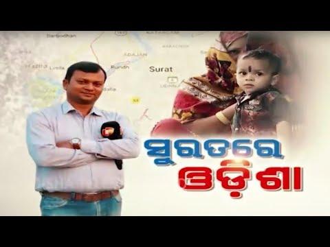 Special Report: ସୁରତରେ ଓଡ଼ିଆ    Suratre Odia - OTV