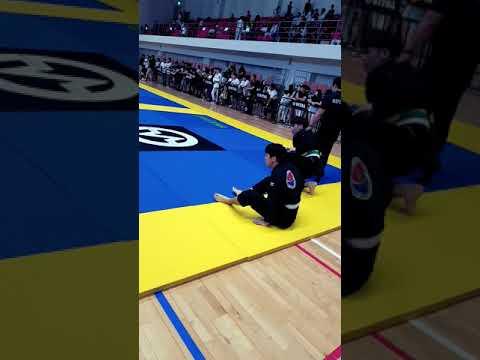 코리아 내셔널 주짓수 토너먼트.  White 비기너 -70 김학준.korea national Jiu-jitsu tournament