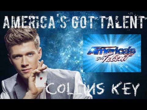 Americas Got Talent | Magician | Collins Key