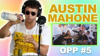 LIL WAYNE GAVE AUSTIN MAHONE THE BEST ADVICE FT. AUSTIN MAHONE | OPP#5