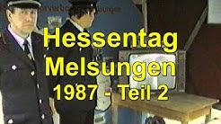 Hessentag Melsungen 1987 - Teil 2
