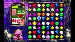 Bejeweled 3 Poker - 1,250,400 (6 Flushes, 70 Hands, 23 Skulls)[720p]