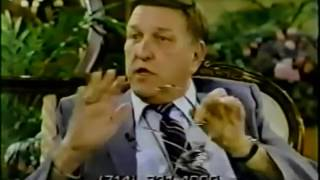 Walter Martin's Last Time on TBN - THEY KICKED HIM OFF!  EXPOSING CHARLATANS