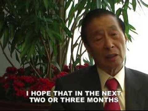 Property Tycoon talks up HK Future