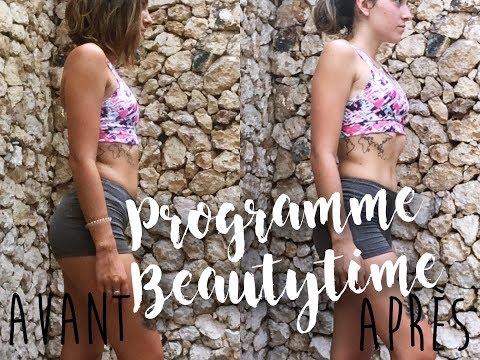 Faire du sport en voyage : le programme Beautytime 💪🏽