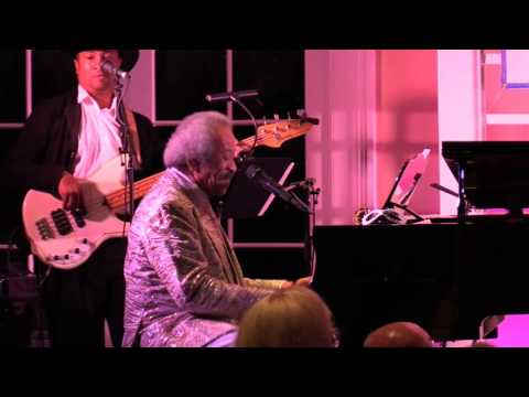 Allen Toussaint Final New Orleans Concert ft. Irma Thomas - 10-21-15