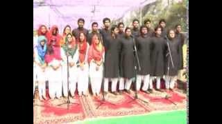 amu tarana ( aligarh muslim university ) by Farzana