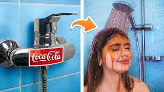 12 лайфхаков с Кока Колой!