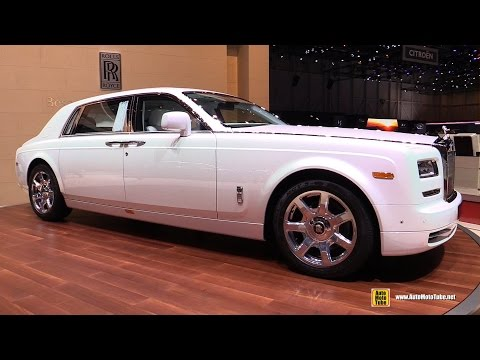 2015 Rolls-Royce Serenity Phantom Extended Wheelbase - Walkaround - 2015 Geneva Motor Show
