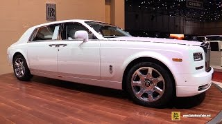 Rolls-Royce Phantom Serenity 2015 Videos
