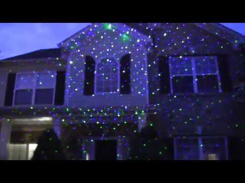 SeresRoad Laser Light Review - Garden Laser Light