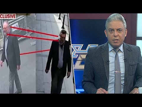 #معتز_مطر يفك لغز ارتداء ملابس #جمال_خاشقجي بعد قتله و الخرج بها من القنصيلة #السعوديه !!