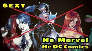 10 Самых сексуальных героинь комиксов для взрослых не Marvel не DC (Zenescope, Bubble, Image....)