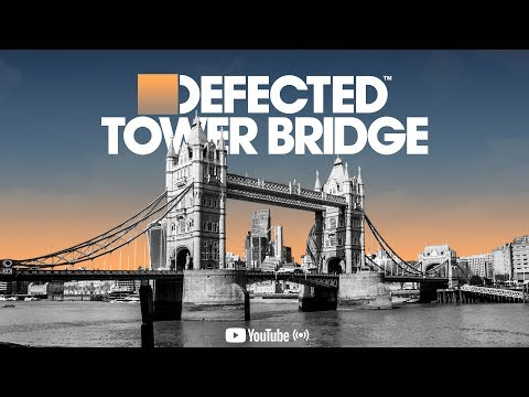 Defected - CamelPhat & Sam Divine (Live from Tower Bridge)
