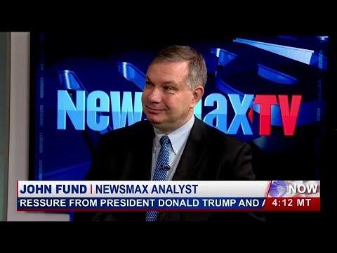 John Fund Talks Trump's New Tariffs