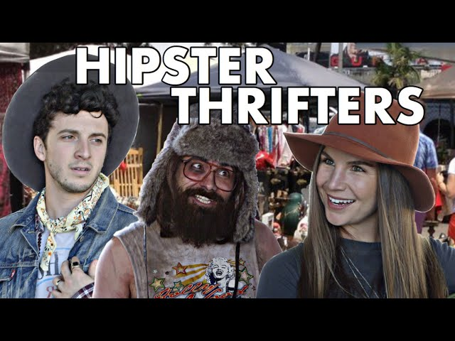 Hipster Thrifters