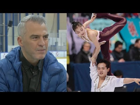 Meet the Canadian who trained North Korea's Olympic-qualifying figure skaters