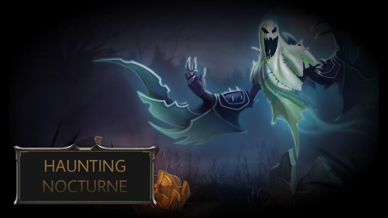 Haunting Nocturne Skin Spotlight - YouTube