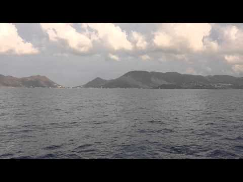 Anguilla (AXA) to St. Martin (SXM) per high-speed ferry