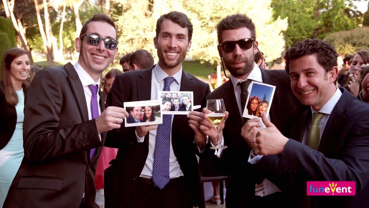 The largest photoBooth in the world!! Animación boda con la App ...