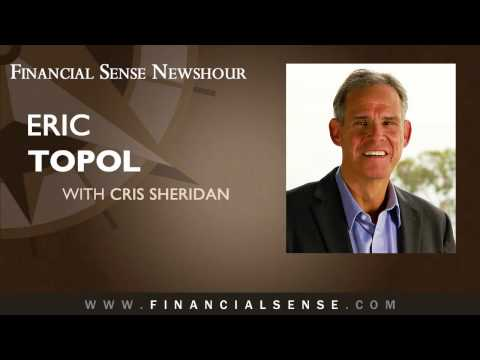 Book Interview with Dr. Eric Topol - The Patient Will See You Now