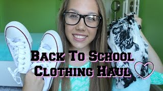 HUGE BTS Clothing Haul ❁ J.Crew, Charming Charlies, Forever 21 & More! Thumbnail