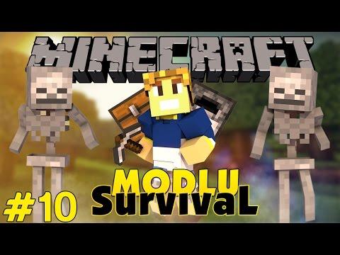 Minecraft Modlu Survival