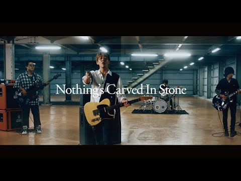 Nothing's Carved In Stone「Dream in the Dark」Official Music Video